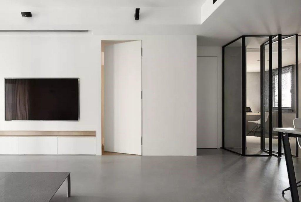 Interior Living Room Render